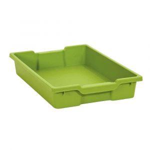 Bac en plastique petit modèle vert