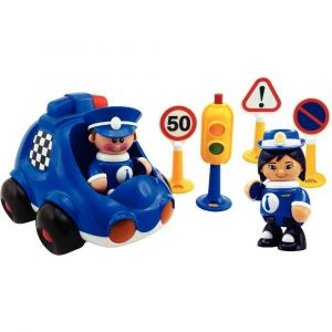 Le set 'Police' TOLO