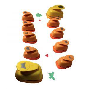 Perforateurs déco - Petits modèles - Paquet de 10