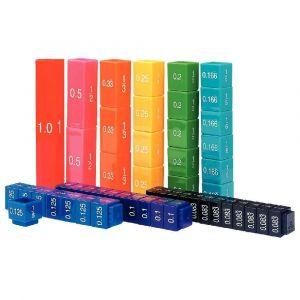 Cubes de calcul empilables - 'Equivalence Cubes'