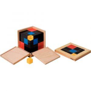 Cube du trinôme