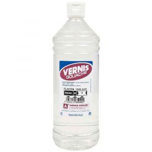Vernis gouache - Flacon 1L