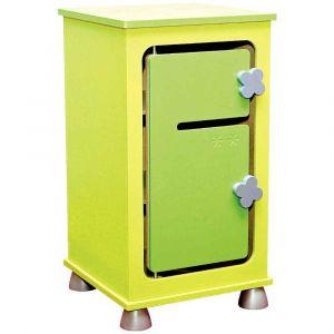 """Réfrigérateur """"Bonbon"""" en bois"""