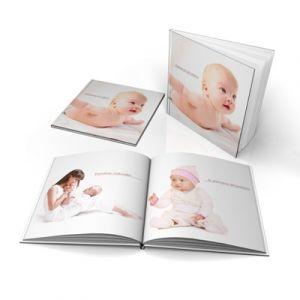 Livre Photo Cewe carré - 21x21 cm