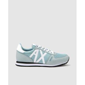 Chaussures sport  Armani Exchange  aiguemarine Bleus - Taille 37