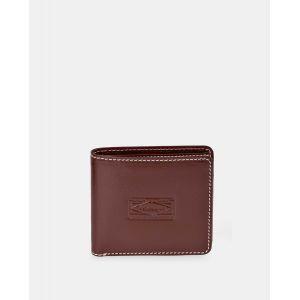 Portefeuille     avec portemonnaie Marron - Taille 10,5X9,5