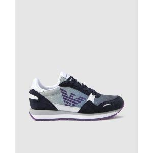 Chaussures sport  Emporio Armani logo Multicolore - Taille 36