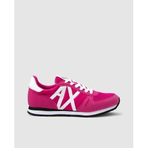 Chaussures sport  Armani Exchange Fuchsia - Taille 39