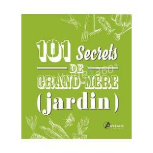 Livre JARDIN 101 SECRETS DE GRAND-MERE