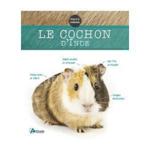 Livre COCHON D'INDE