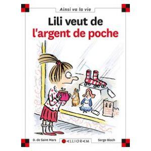 Livre N°30 LILI VEUT DE LÂ'ARGENT DE POCHE
