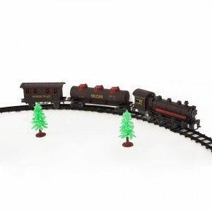 Train musical Saint-Pancras