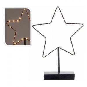 Étoile lumineuse moderne Blanc chaud