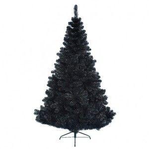 Sapin artificiel de Noël Impérial H150 cm Noir