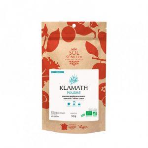Klamath crue en poudre 50g