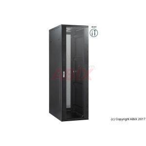 DEXLAN Baie de brassage 32U 600 x 800 en kit (noir)