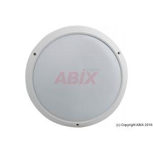 Hublot LED avec détecteur 12 W 4000°K