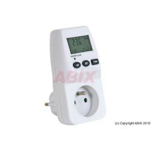 Wattmetre comparer 52 offres - Controleur de consommation electrique ...