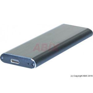 Boîtier externe USB 3.1 Gen 2 Type-C pour SSD M.2 NGFF SATA