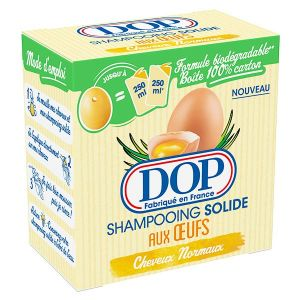 DOP Shampooing Solide aux Oeufs 65g