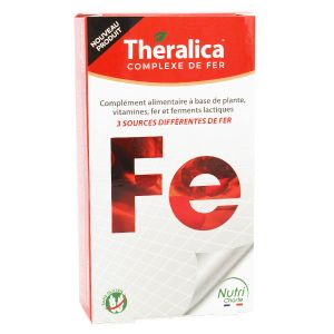 Theragreen Theralica Fer 45 gélules