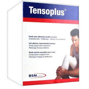 BSN Médical TensoPlus Bande Cohésive Blanche 10cm x 3m