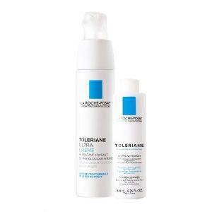 La Roche Posay Tolériane Ultra Crème 40ml + Dermo-Nettoyant 50ml Offert