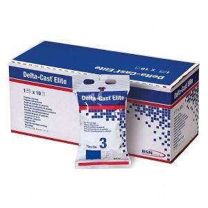 BSN Médical Delta Lite Plus Bande Immobilisation 7,5cm x 3,6m Blanc