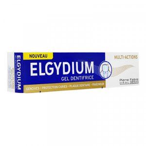 Elgydium Dentifrice Multi-Actions 75ml