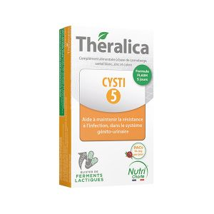 Theragreen Theralica Cysti 5 Programme Flash 5 jours