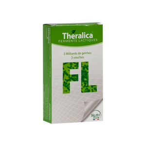 Theragreen Theralica Ferments Lactiques 15 gélules