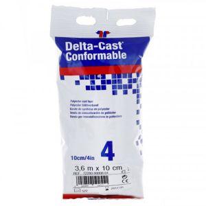 BSN Médical Delta Lite Plus Bande Immobilisation 10cm x 3,6m Blanc