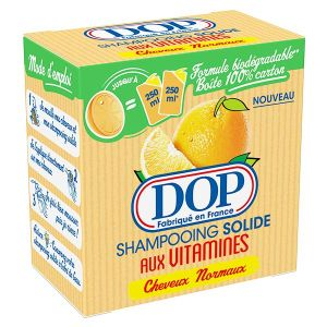 DOP Shampooing Solide aux Vitamines 65g