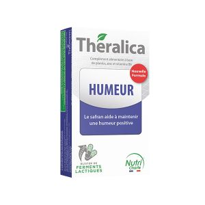 Theragreen Theralica HM Humeur 45 gélules