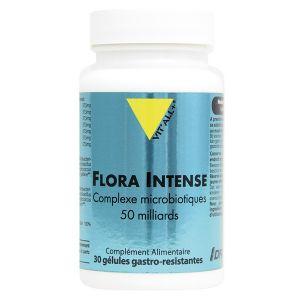Vit'all+ Flora Intense Complexe Microbiotiques 30 gélules gastro-résistantes