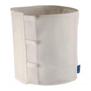 Thuasne Dynabelt Ceinture Thoraco Abdominale Hauteur 26cm Taille 1 Blanc
