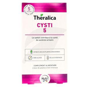 Theragreen Theralica Cysti 5 Programme Flash 5 jours