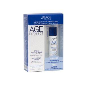 Uriage Age Protect Crème Multi-Actions 40ml + Crème Détox 10ml Offerte