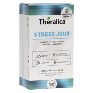 Theragreen Theralica Stress Jour 60 gélules