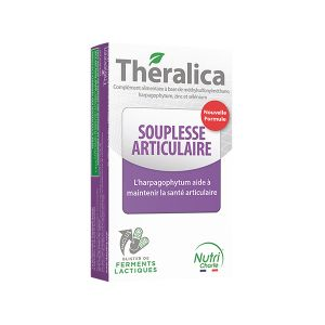 Theragreen Theralica SP Souplesse des Articulations 45 gélules