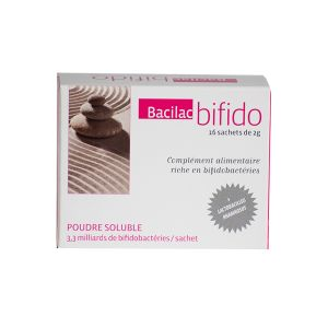 Crinex Bacilac Bifido 16 sachets