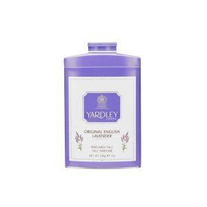 Yardley Original English Lavender Talc Parfumé 200g