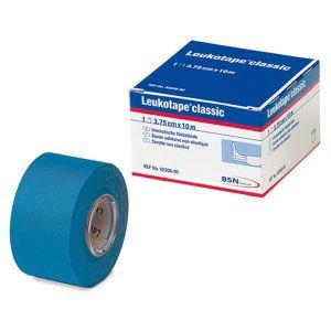 BSN Médical Leukotape Classic 10m x 3,75cm Bleu