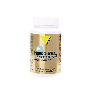 Vit'all+ Neuro Vital 30 gélules végétales