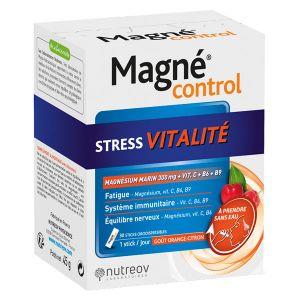 Nutreov Physcience Magné Control 30 sticks