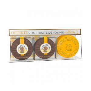 Roger & Gallet Bois d'Orange Coffret Savons 2 unités + Boite Collector Offerte