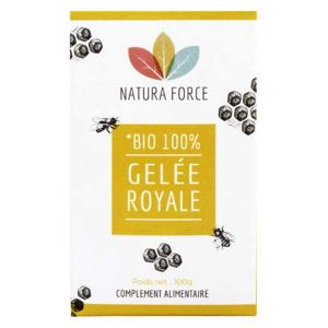 Natura Force Gelée Royale 100g