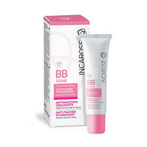 Incarose BB Clear Medium Visage SPF25 30ml