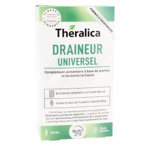 Theragreen Theralica DR Draineur 15 sticks + 15 gélules
