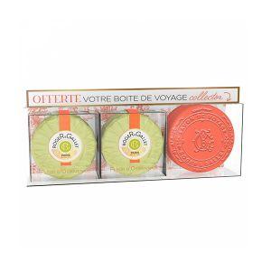 Roger & Gallet Fleur d'Osmanthus Coffret Savons 2 unités + Boite Collector Offerte